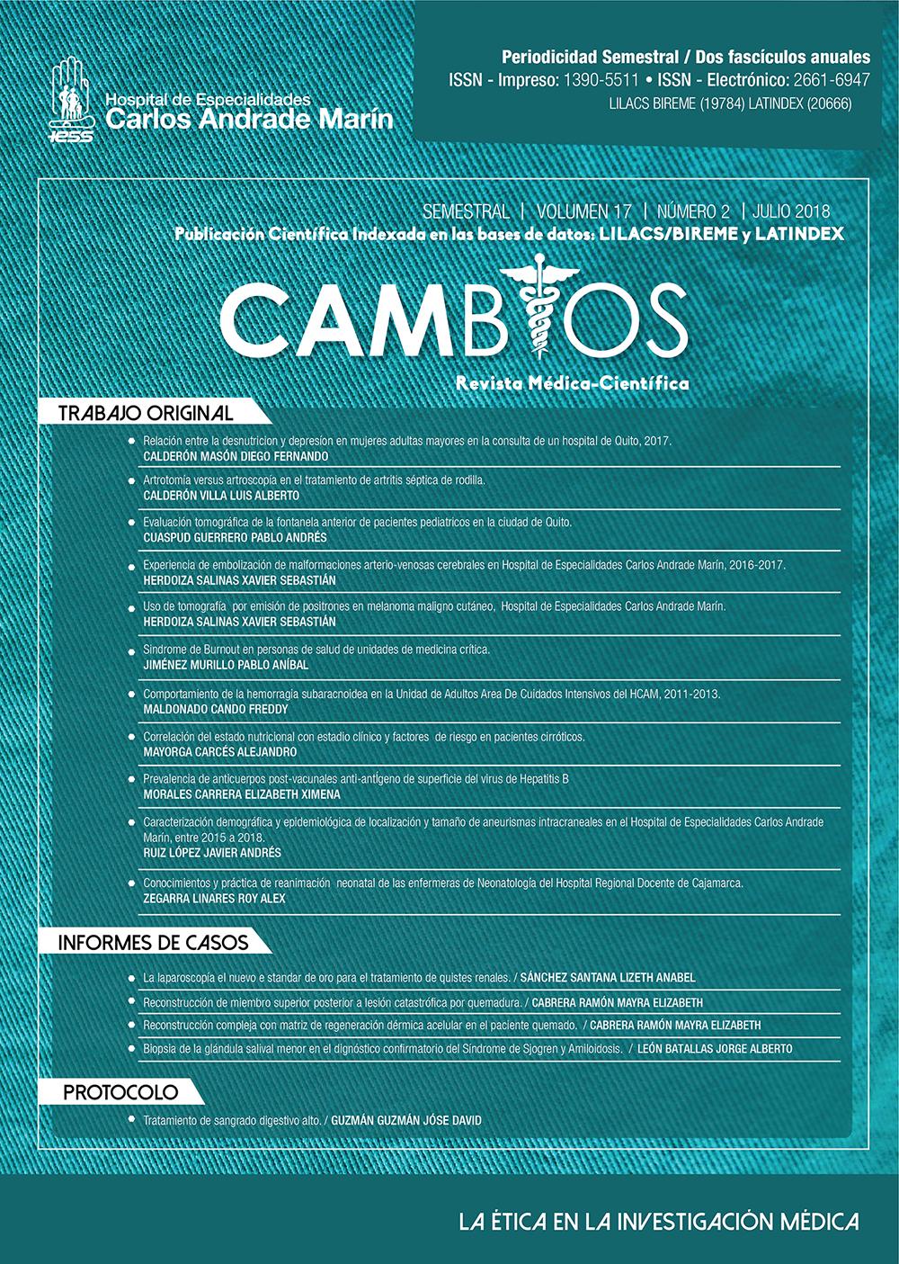 PORTADA REVISTA CAMBIOS INVESTIGACION_Julio_2019